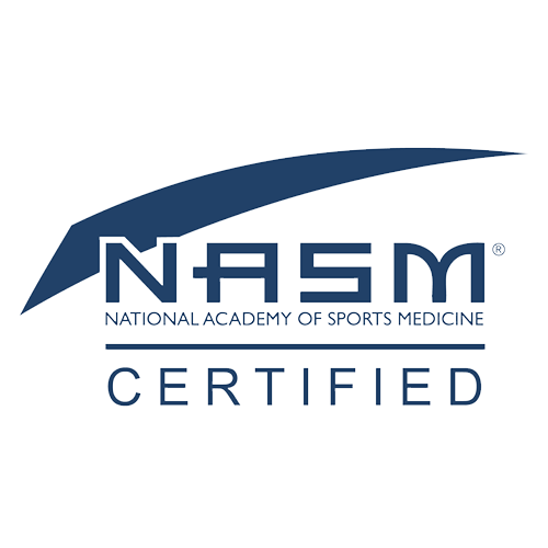 nasm national academy of sports medicine certified
