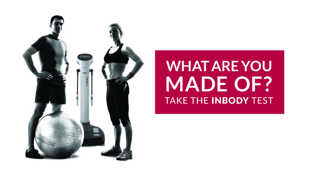 free inbody composition test